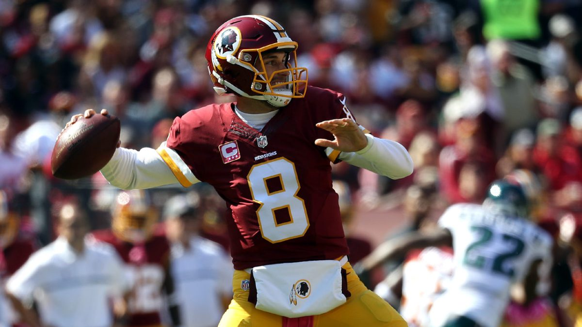 Does Cousins Top the List?  Ranking the 2018 Free Agency Quarterback Signings